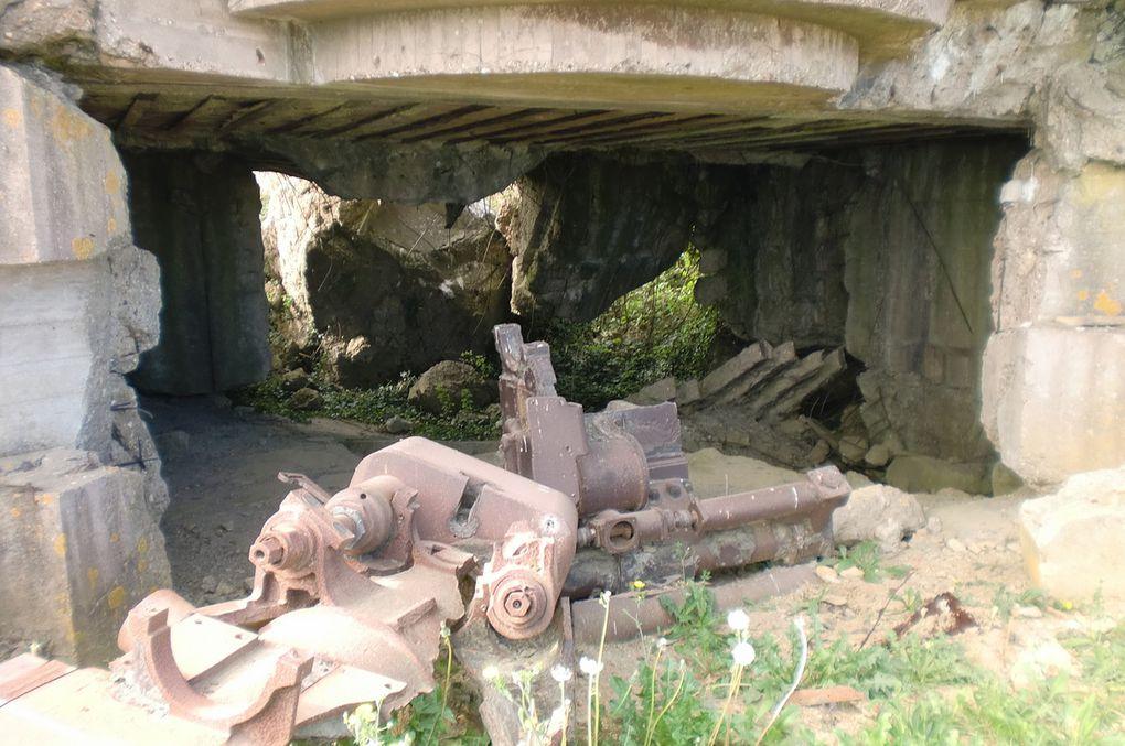 La batterie de Longues -sur-Mer