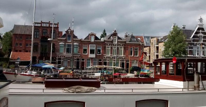 Retour à Groningen