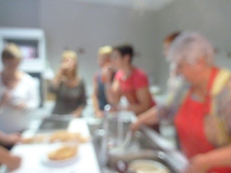 Atelier cuisine du jeudi 28 mai 2015