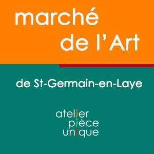Marché de l'Art de SAINT-GERMAIN EN LAYE et GRANVILLE ce Week-end