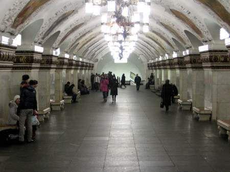 Bon anniversaire cher métro de Moscou !