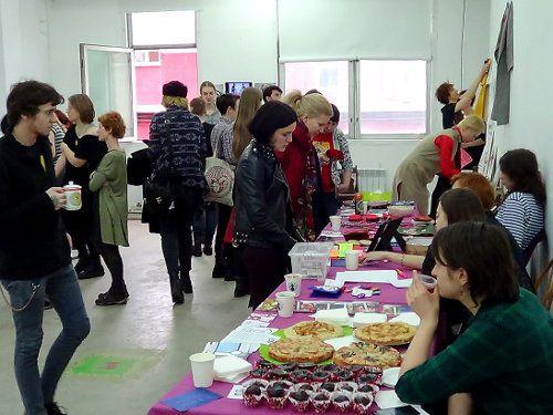 Moscou : l'horizontal féministe