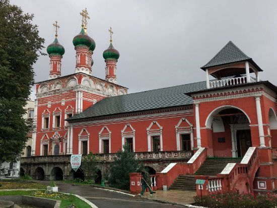 Manger à Moscou : piroguis les plus orthodoxes