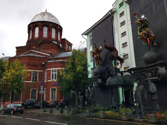 Manger à Moscou : piroguis les plus orthodoxes - II