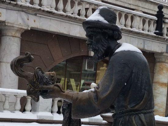 Moscou pour les amoureux