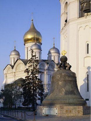 Moscou pascale : une ville sonnant