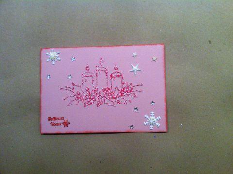 P comme Papotages :  Atelier Cartes