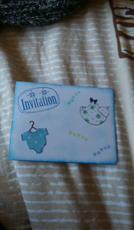 Les invitations .