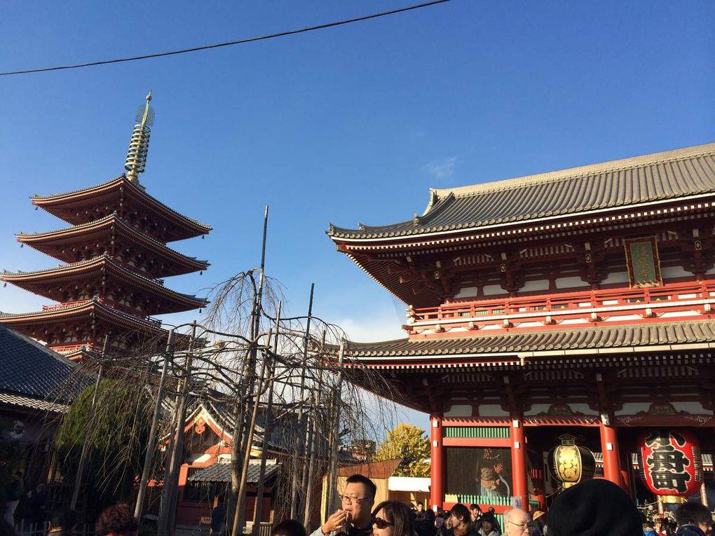 Taken in Tokyo! We visited Tsukiji Fish Markets, Akihabara, Skytree, Shibuya, Disneyland, Asakusa,