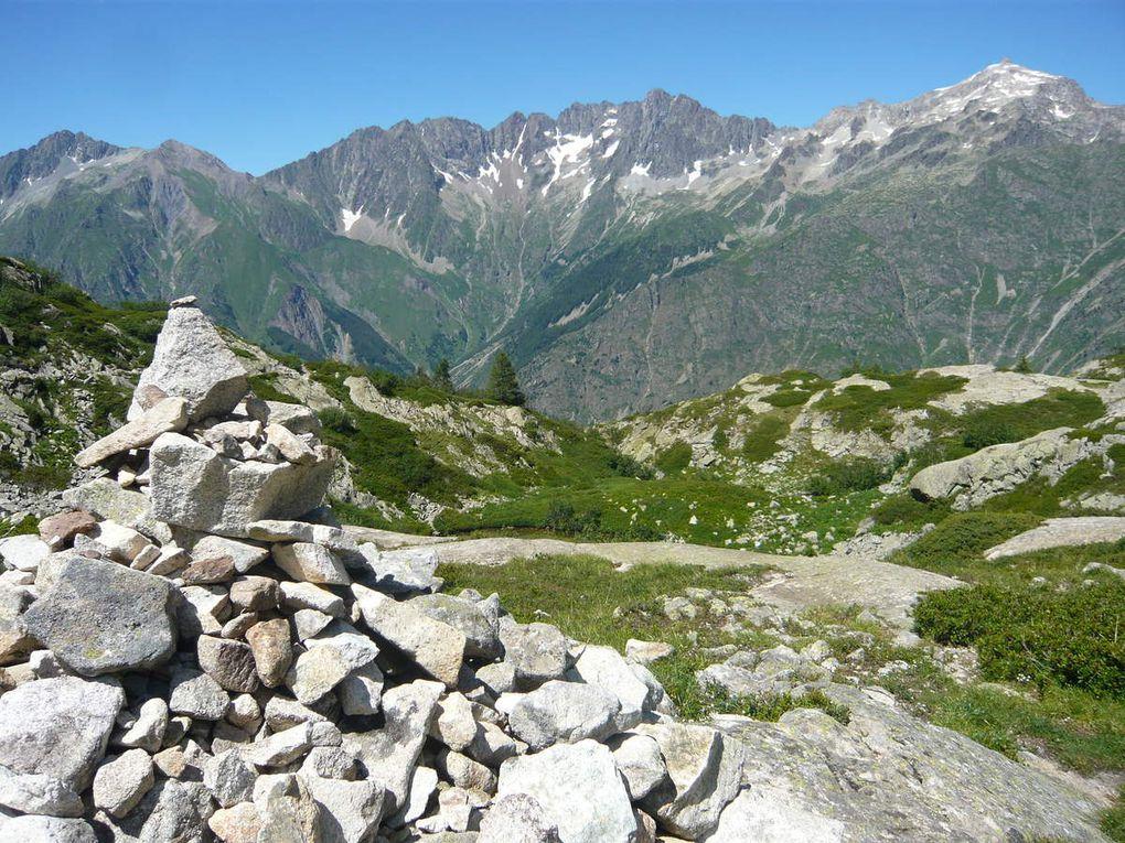 Randonnées: lacs de montagne