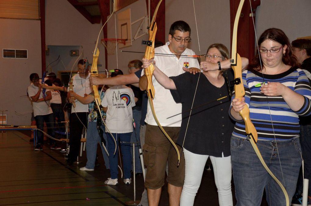 Crédit photographique : © Claude Houbre pour les Archers Portois