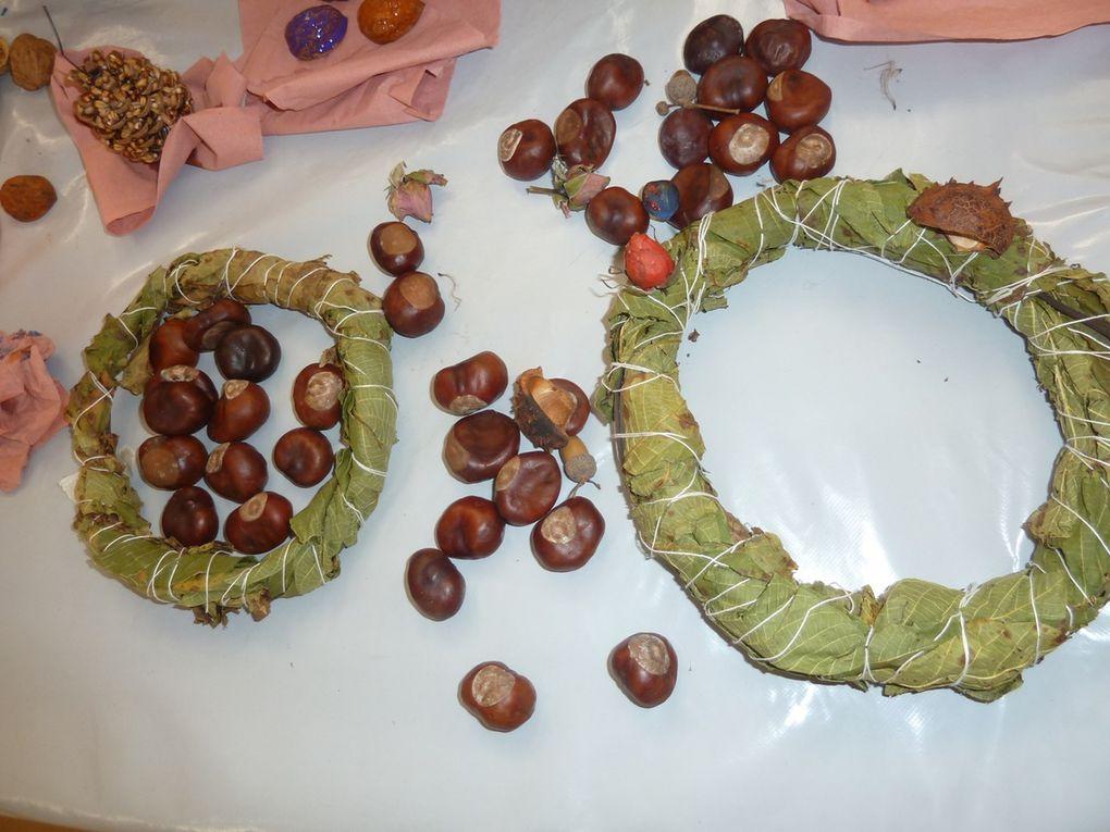 Festival de l'arbre : Les Albrans ont exposé.1/2