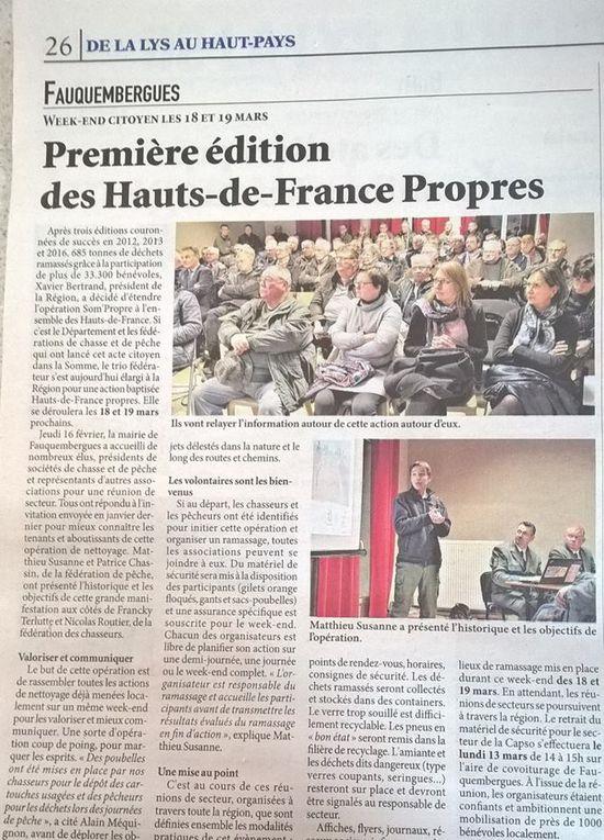 D'Ecourt Saint Quentin en passant par Croisilles ou Fauquembergues, nos techniciens ont arpenté le département pour expliquer le fonctionnement du nettoyage... Bravo