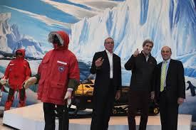 John Kerry en Antarctique