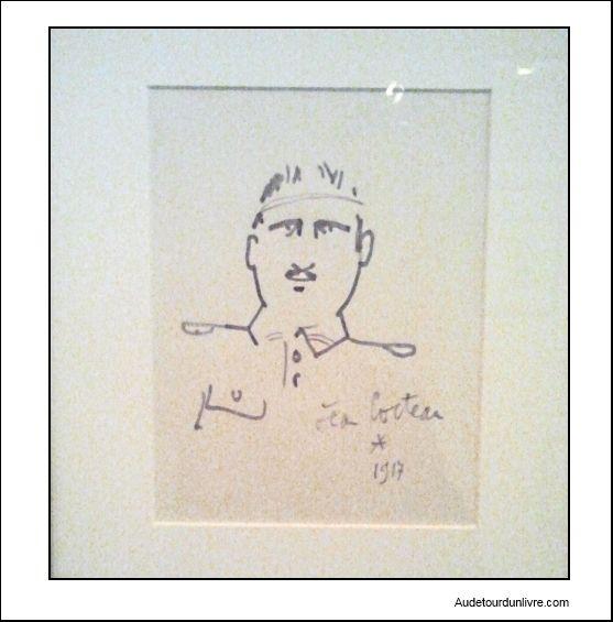 Portrait : Jean Cocteau