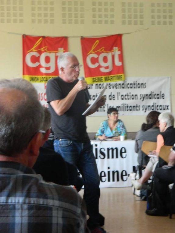 L'union départementale CGT a commencé à mobiliser ses militants