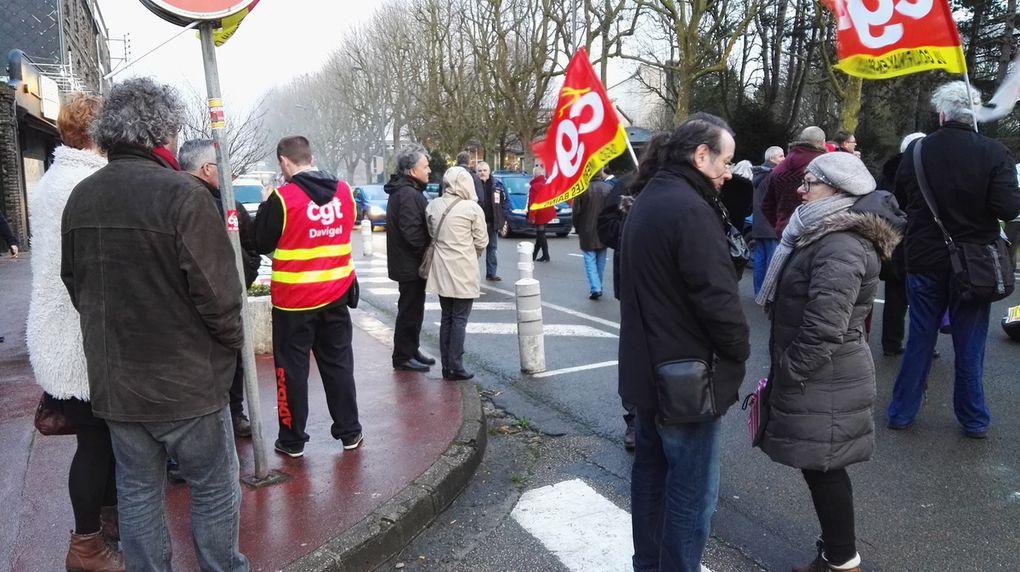 Dieppe se mobilise pour défendre les syndicalistes de Goodyear