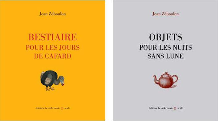 Dédicace de Jean Zéboulon