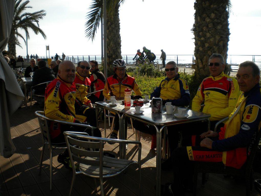 repas au Picca & café à Ospédaletti