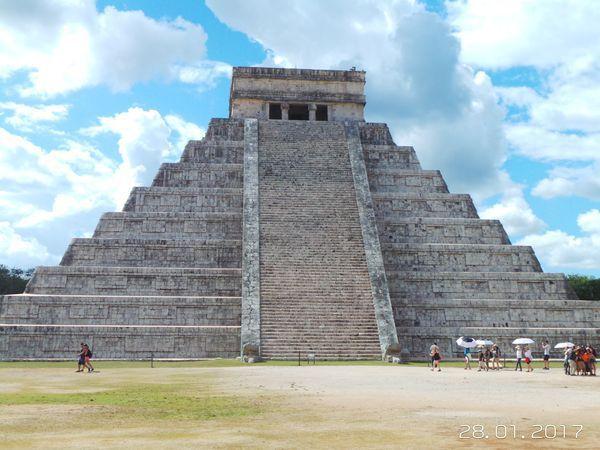 Le Mexique avec Jacques
