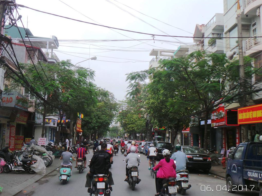 premiere partie de 50 photos au Vietnam