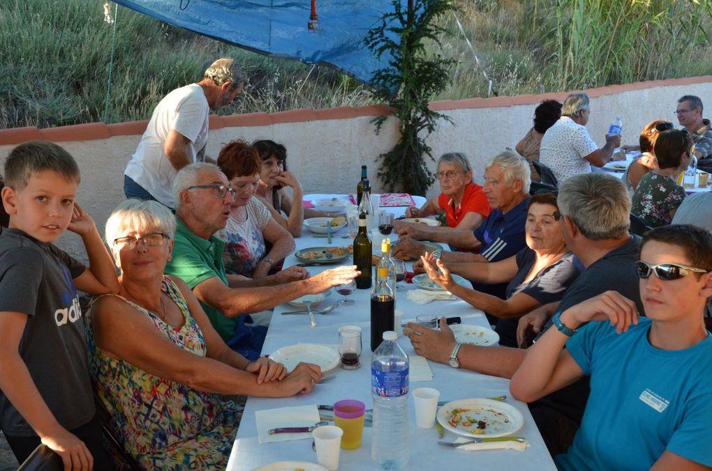 Repas de fin de saison des Godillots 4 juillet 2017