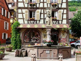 Kaysersberg,le plus beau village de France 2017