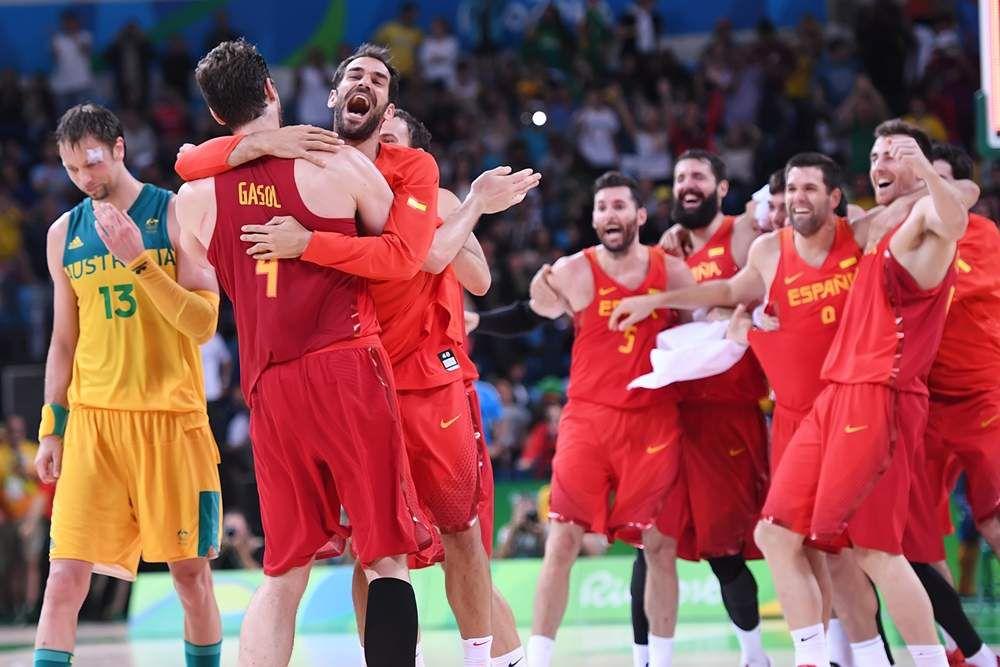 JO : Pau Gasol et l'Espagne décrochent le bronze