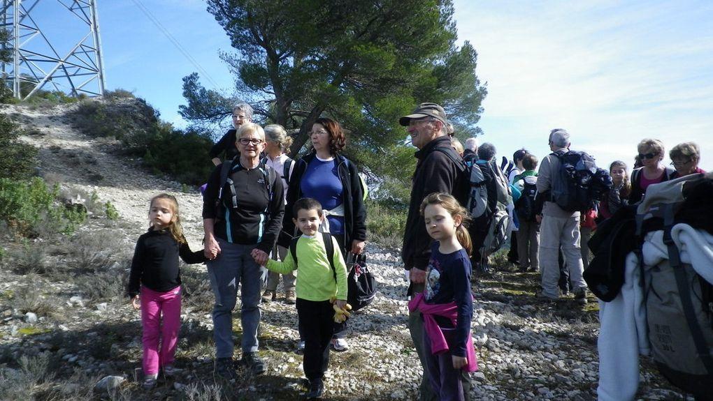 Autour de la Roque d'Anthéron