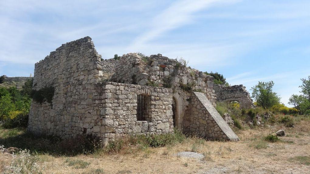 Du Puy Ste Réparade, La Quilho - St Canadet