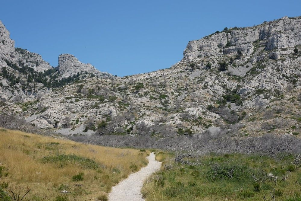 De la Madrague, Tour de Marseilleveyre