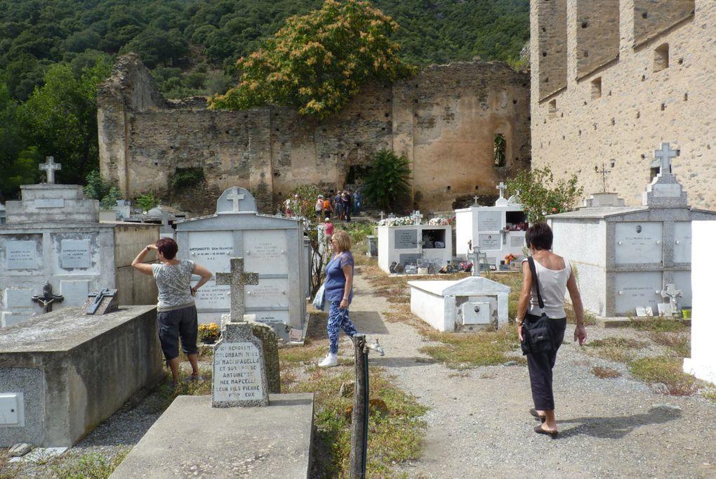 Séjour Corse, mardi 8/09/2015, 2è jour...