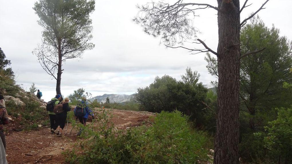 Le tour du Grand Rouvière en rando..