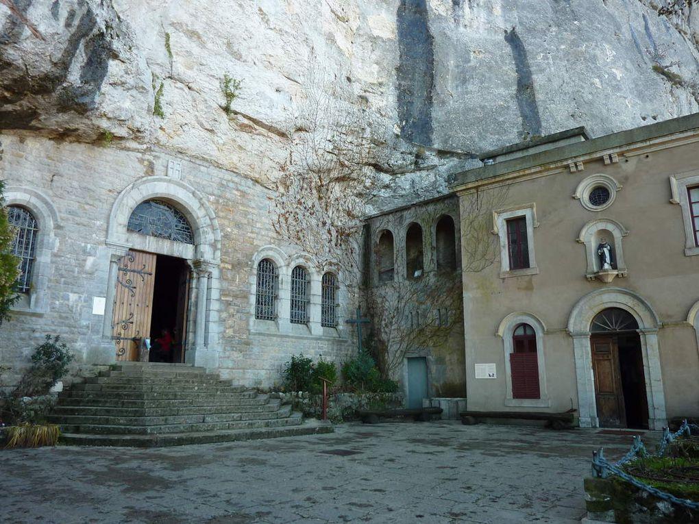 Ste Baume, le St Pilon, les crêtes, sentier merveilleux..