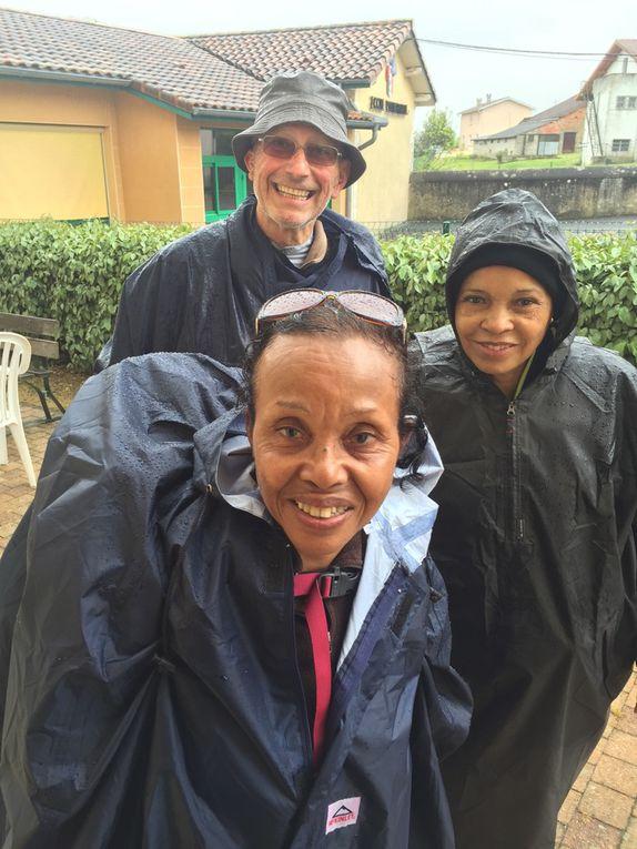 Saint Jacques de Compostelle 2016 avec Gilbert et Michèle!