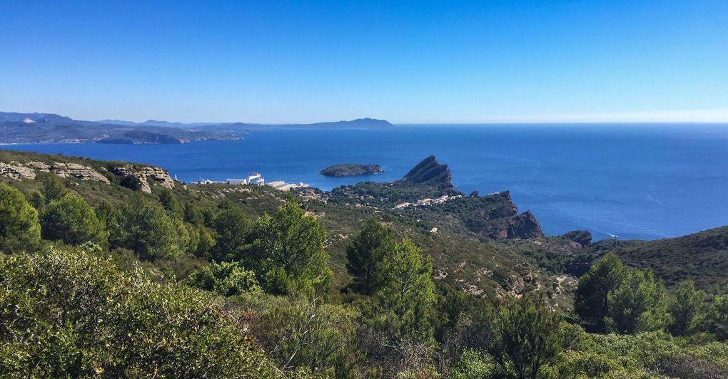 De la Ciotat au Cap Canaille par le Sémaphore....