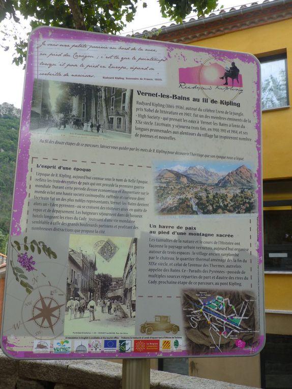 Séjour à Vernet les Bains (4)