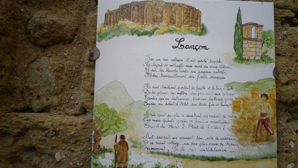De Lançon de Provence, les Crêres de Costelongue