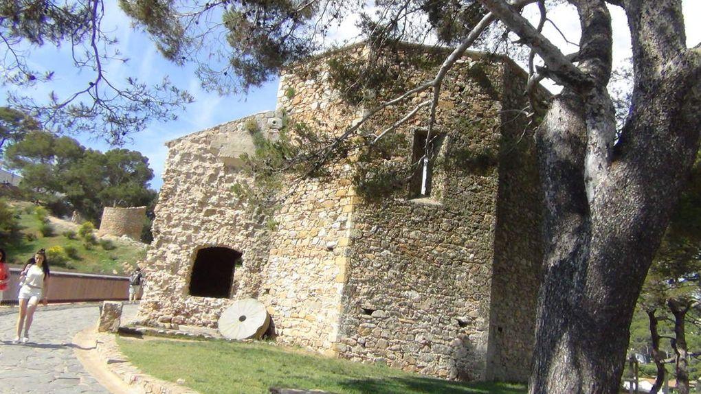 SEJOUR COSTA BRAVA-Jour 3 Tossa del Mar et Montserrat
