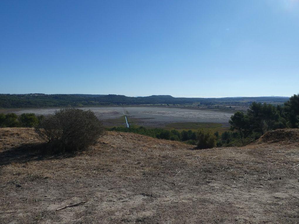 Rando du 9 Oct 2017 Forêt de Castillon-Site de St Blaise