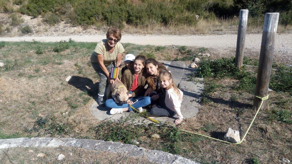 Rando &quot&#x3B;Les hauts de Luminy&quot&#x3B; avec les enfants!