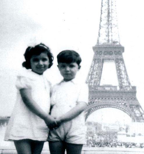 Des enfants juifs déportés par le régime de Vichy