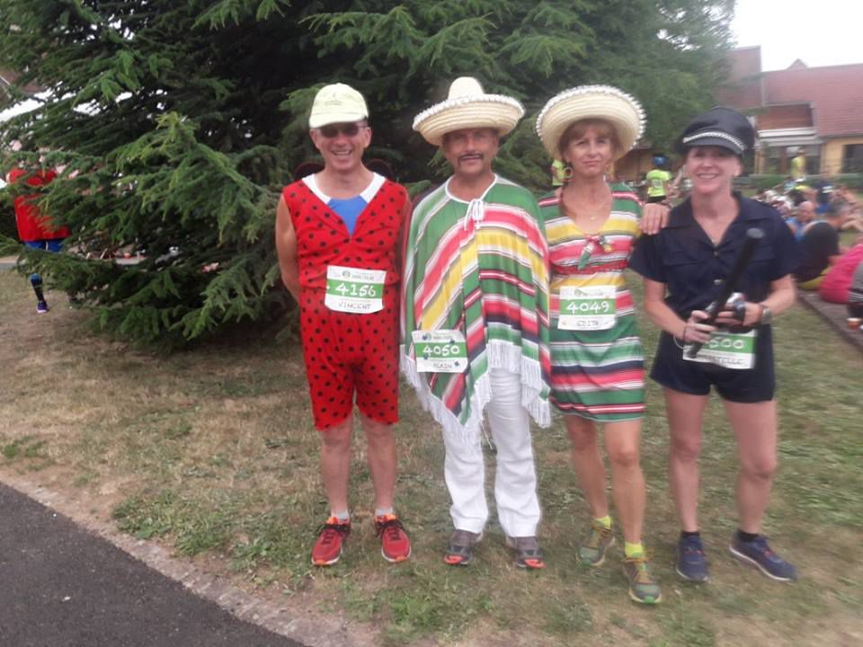 Photos d'une course plus que festive !!!!!!!