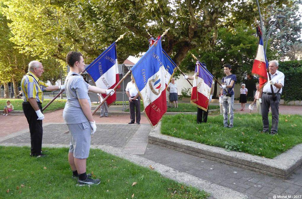 Commémoration de la Libération de Domène