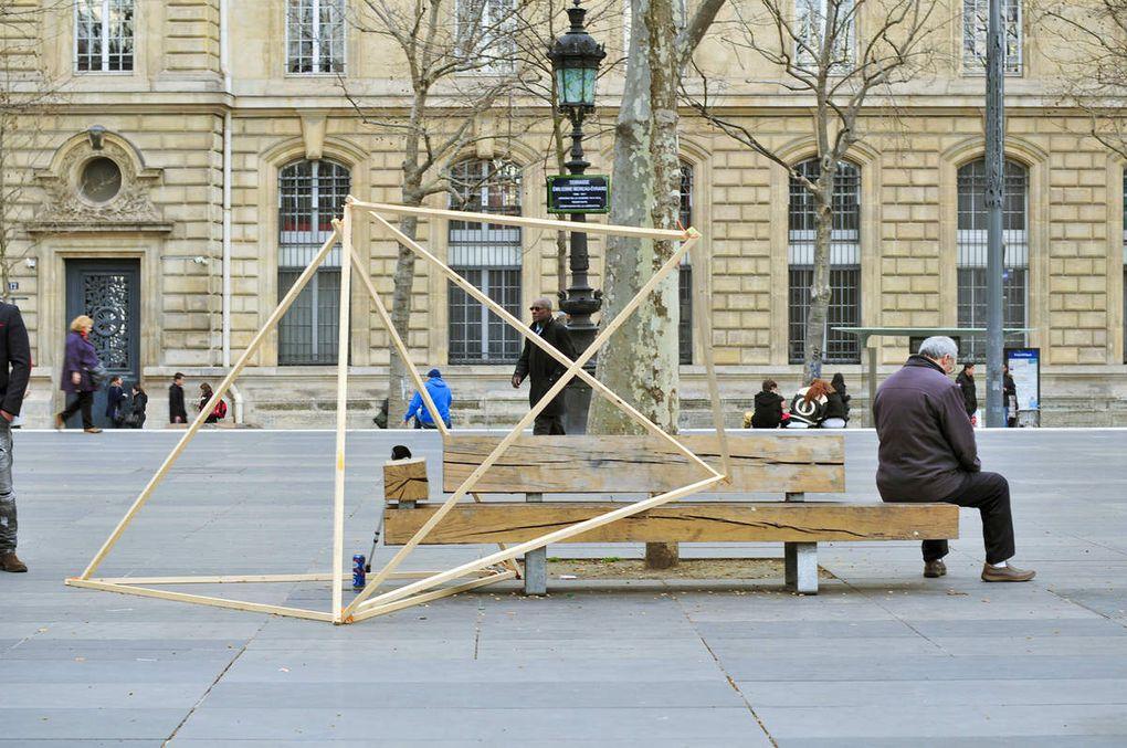 Images du projet EN PLACES ! Crédit : Pascal Le Brun-Cordier (1 > 3), Jérémy Buttin (4 > 30)