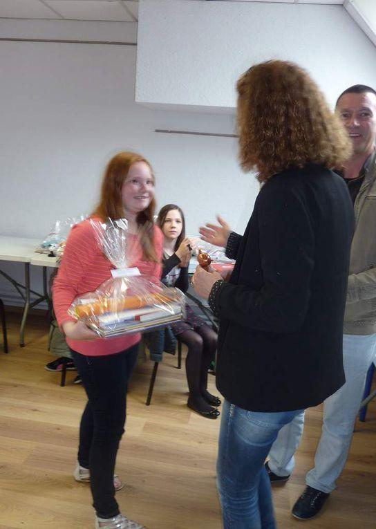 Remise Prix du concours BD scolaire d'Angoulême