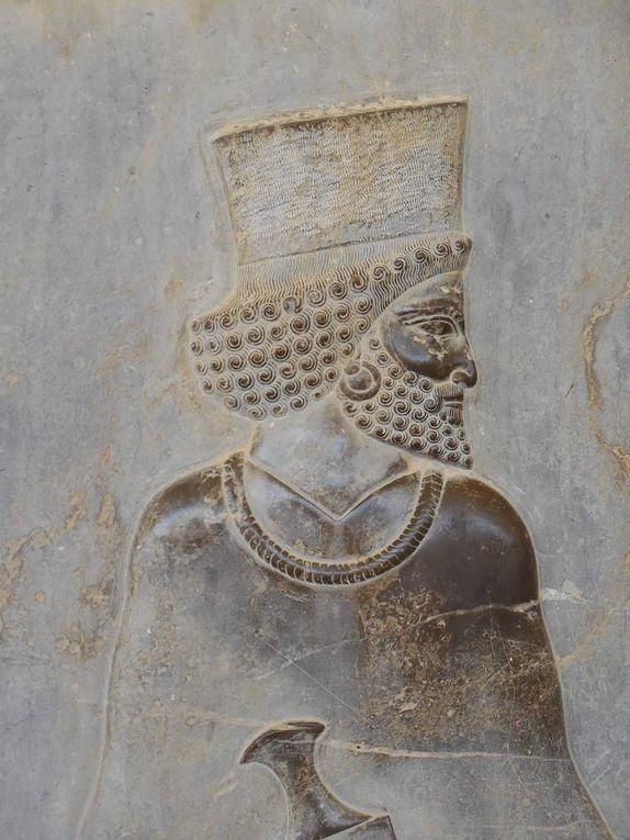 le site archéologique de Persépolis