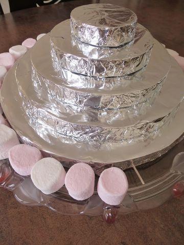 Gâteau spécial fondue au chocolat (pour anniversaire !!)