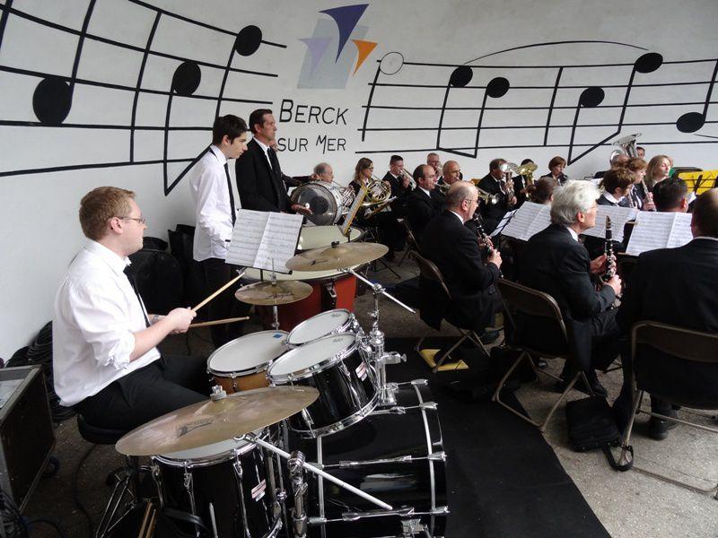 LA FÊTE BERCKOISE DE LA MUSIQUE...ZOOM sur LE CLUB MUSICAL BERCKOIS...