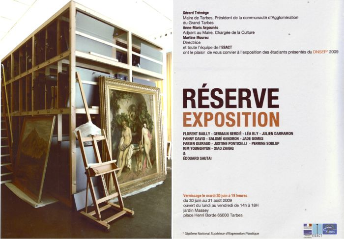 expositions, performances